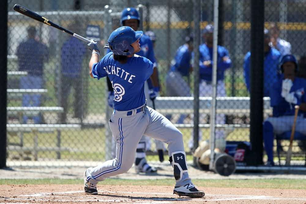 Fantasy Baseball Prospects On the Rise: Hitters