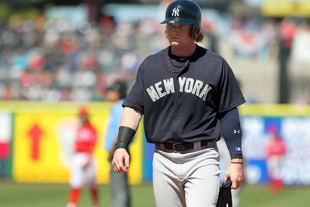Weekly Prospect Update: New York Yankees