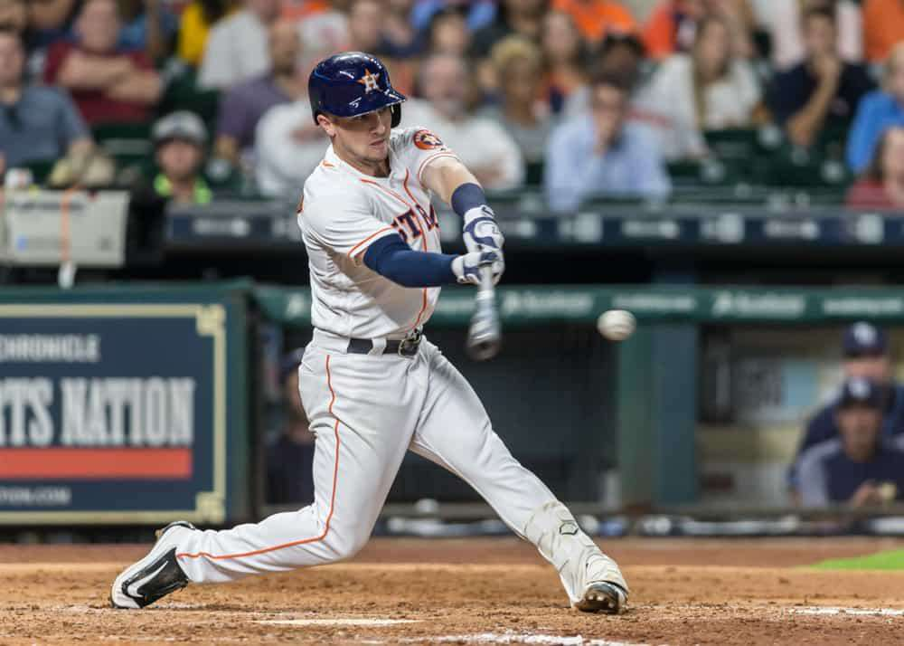 Five Reasons Alex Bregman's Breakout Is Real