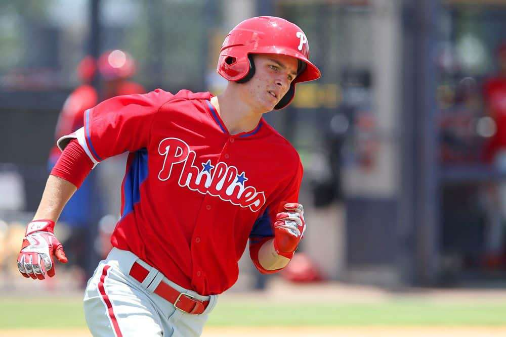Weekly Prospect Update: Philadelphia Phillies