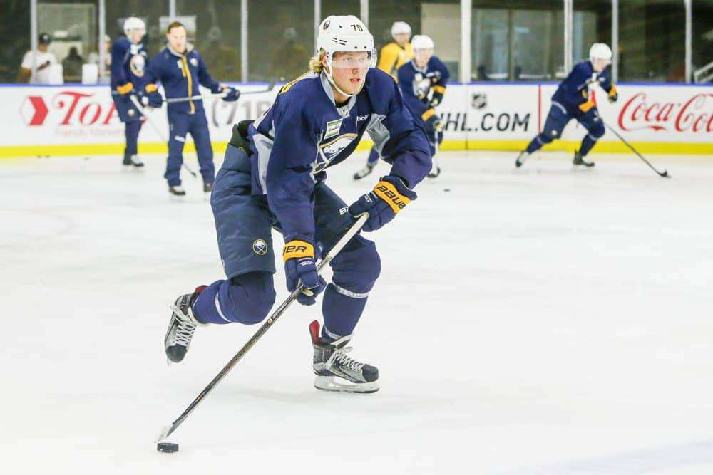 NHL Prospect Report: Buffalo Sabres
