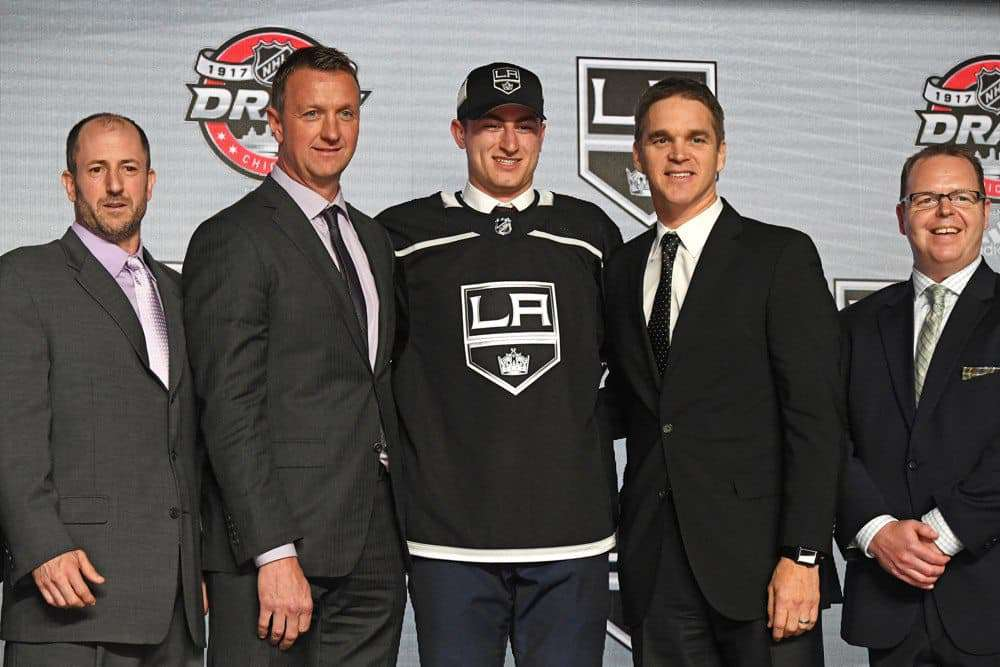 NHL Prospect Report:  Los Angeles Kings