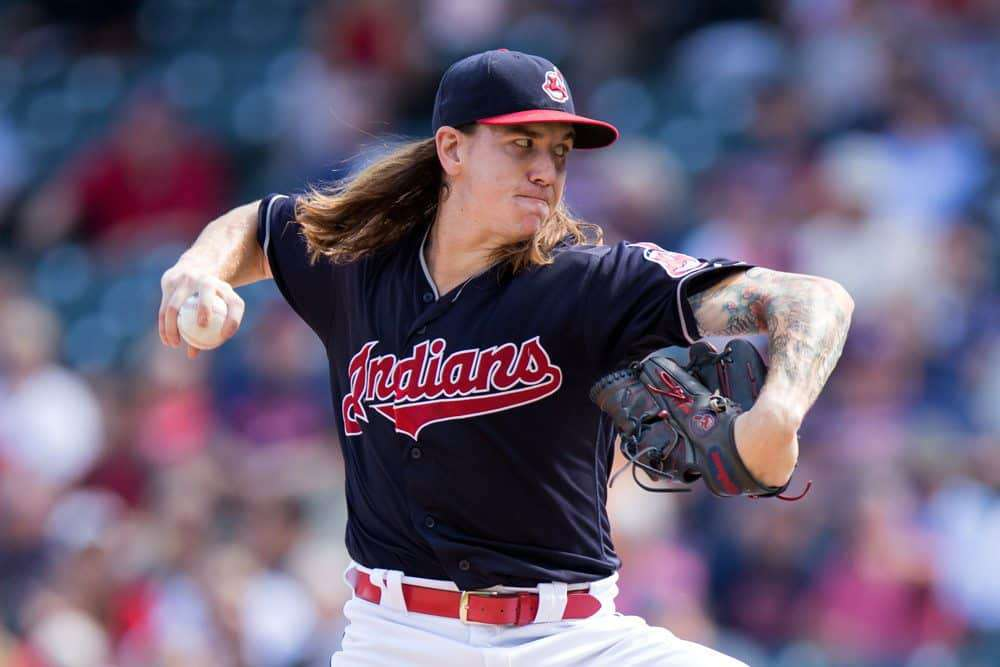 Starting Pitcher Mike Clevinger