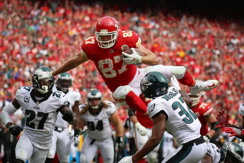 2019 TE Rankings for Standard Fantasy Football Leagues