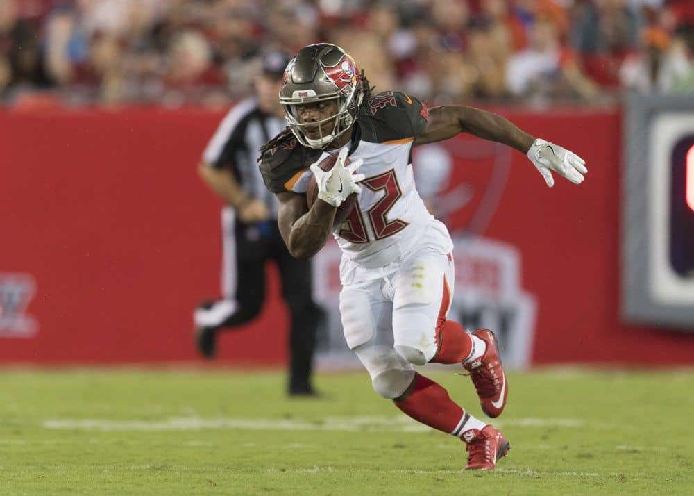 Weekly Top-10: Running Back Handcuffs