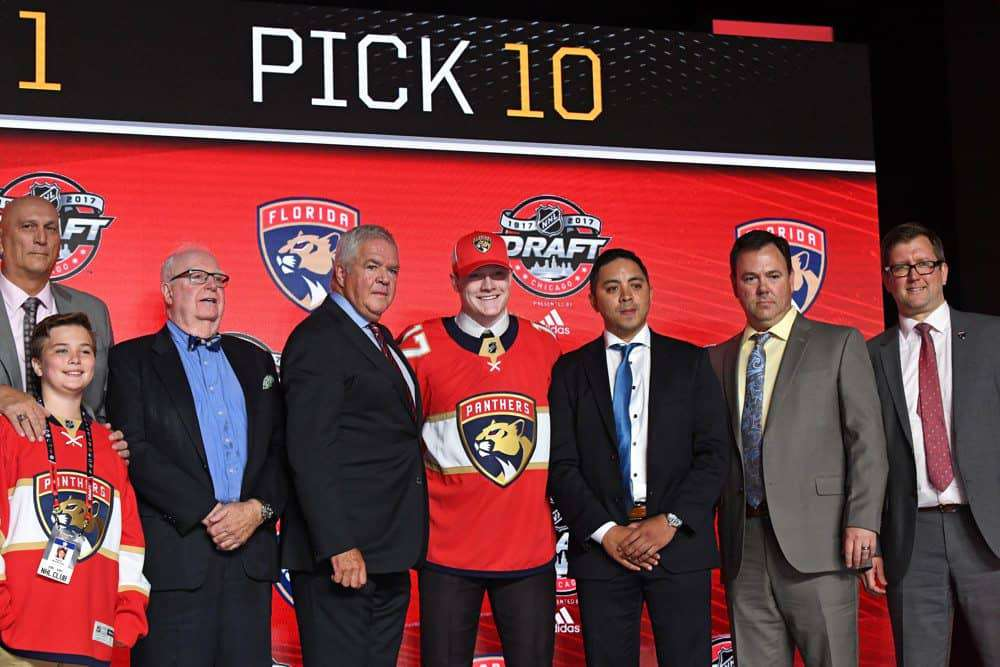 NHL Prospect Report:  Florida Panthers