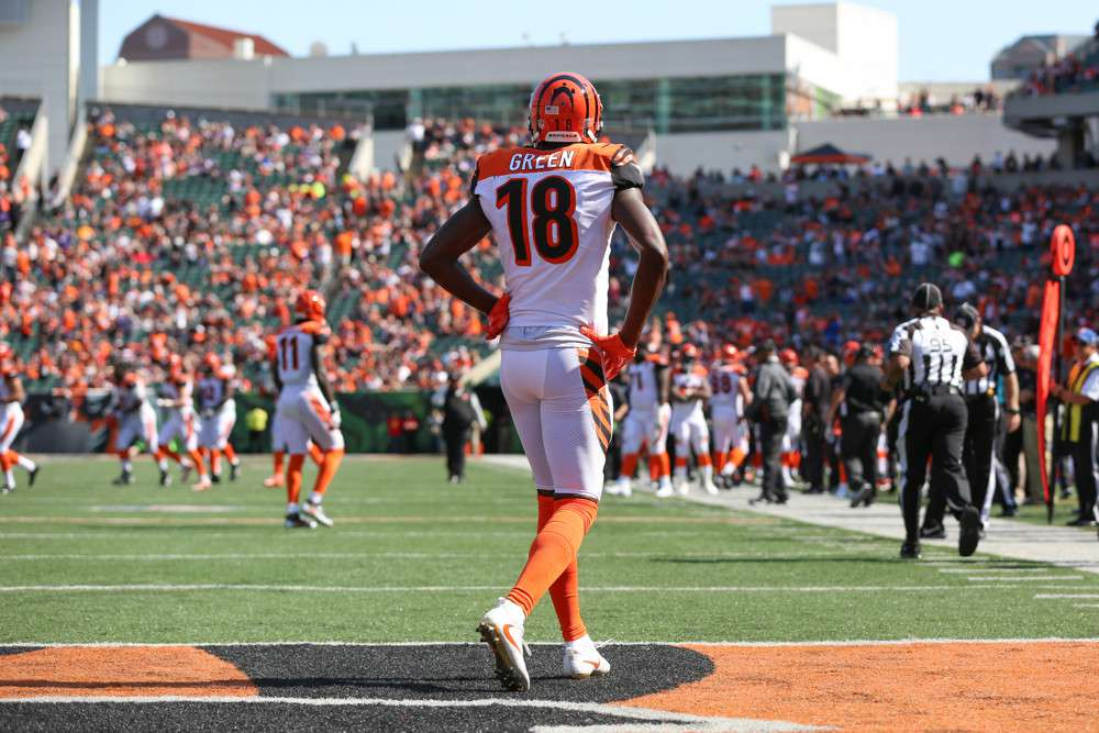 Is A.J. Green a Rebound Fantasy Stud or a Washed-Up Fantasy Dud?