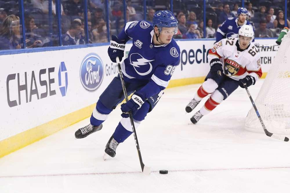 NHL Prospect Report: Tampa Bay Lightning
