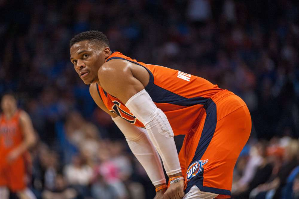 Russell Westbrook Fantasy Basketball Roto Leagues