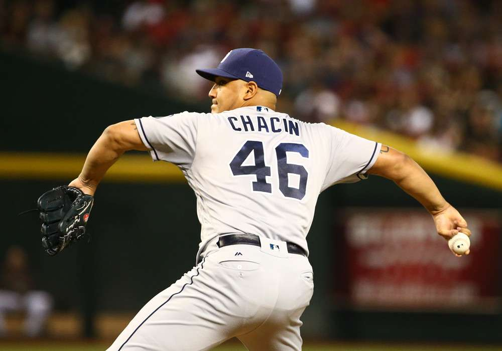 Brewers Bolster Rotation with Jhoulys Chacin