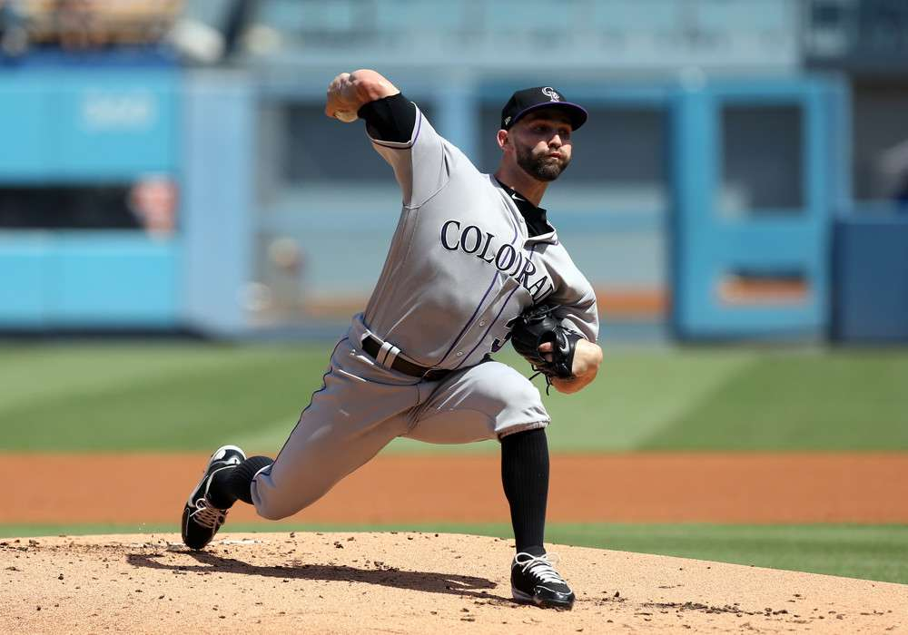 Cubs Sign Tyler Chatwood: Small Value Increase