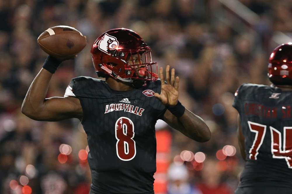 2018 NFL Draft: Top 3 Quarterbacks