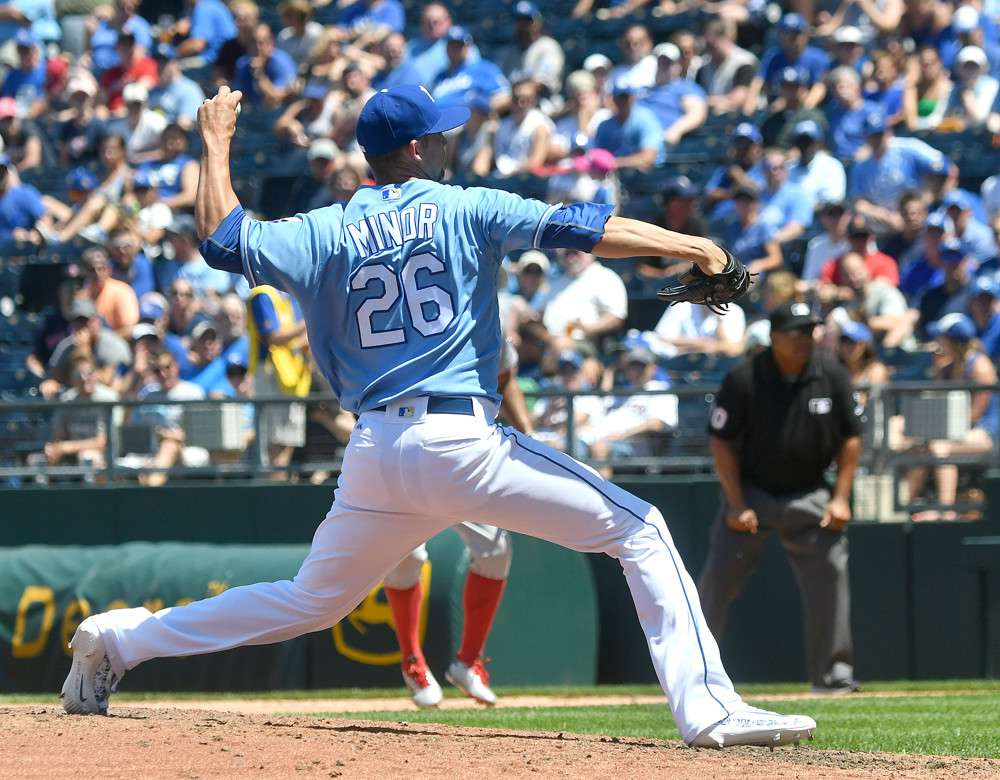 Rangers Sign Mike Minor: Limit Starting Expectations