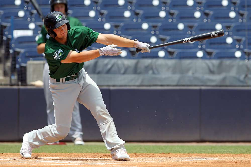 Nick Senzel is one of the top dynasty prospects in baseball and could help your fantasy baseball team very soon.