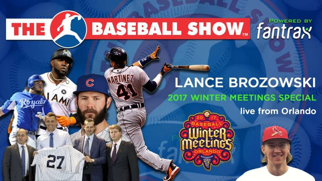 The Baseball Show Winter Meetings 2017 Special