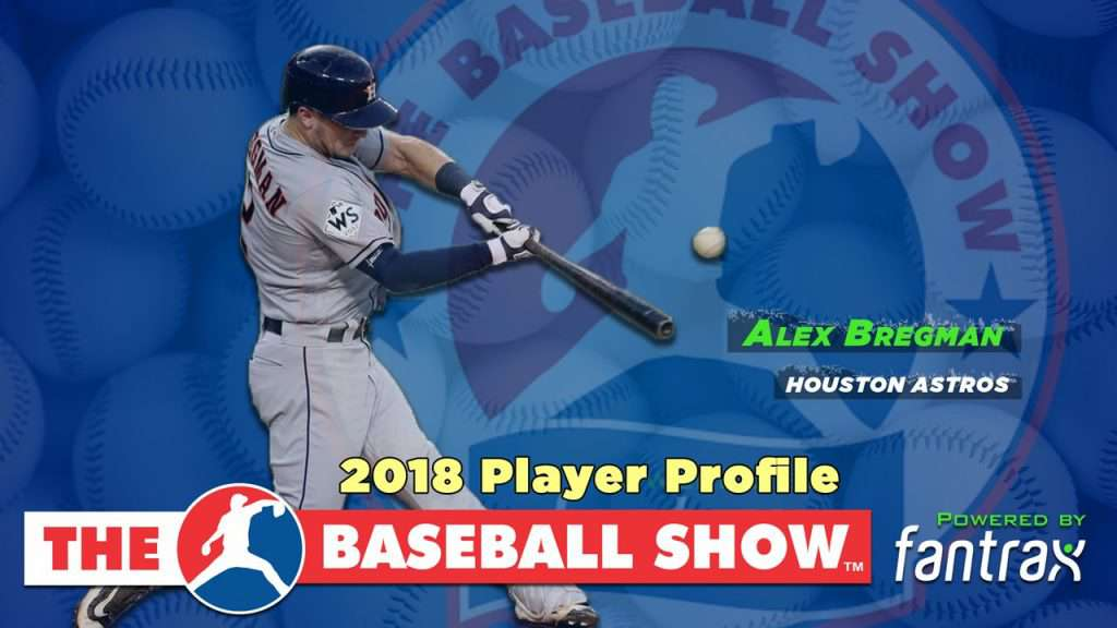 Alex Bregman, 3B Astros [Video]