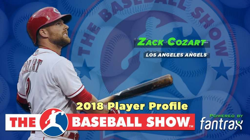 Zack Cozart, 3B Angels [VIDEO]