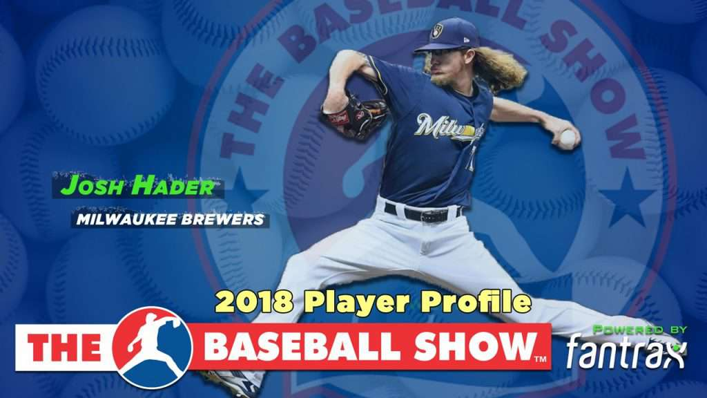 Josh Hader, P Brewers [Video]