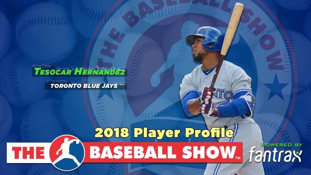 Teoscar Hernandez, OF Blue Jays [VIDEO]