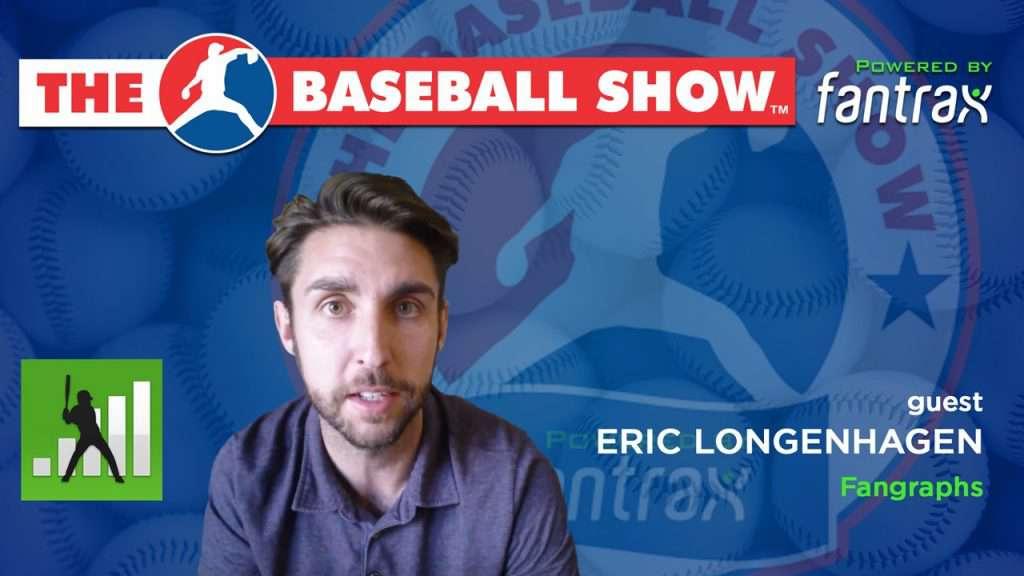 The Baseball Show, S2.E6 guest Eric Longenhagen