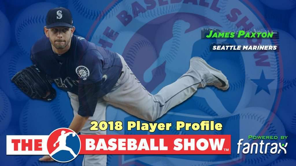 James Paxton, SP Mariners [Video]