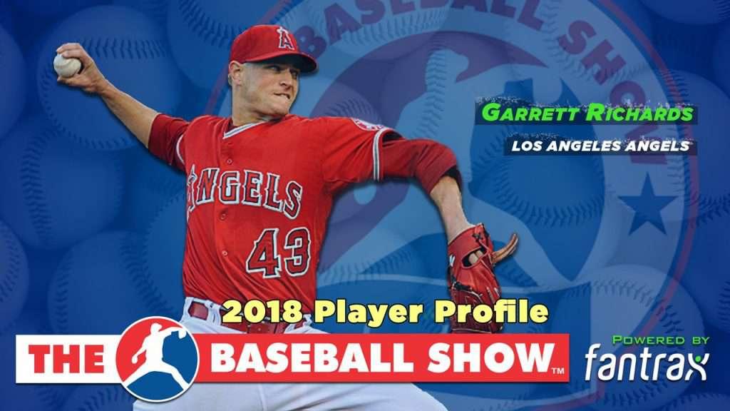 Garrett Richards, SP Angels [Video]