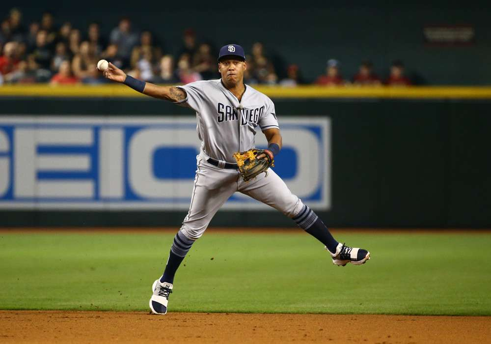 Toronto Acquires Yangervis Solarte from San Diego