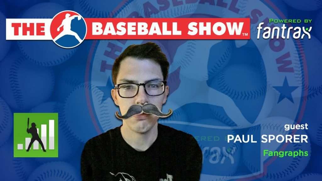 The Baseball Show, S2.E7 guest Paul Sporer [Video]