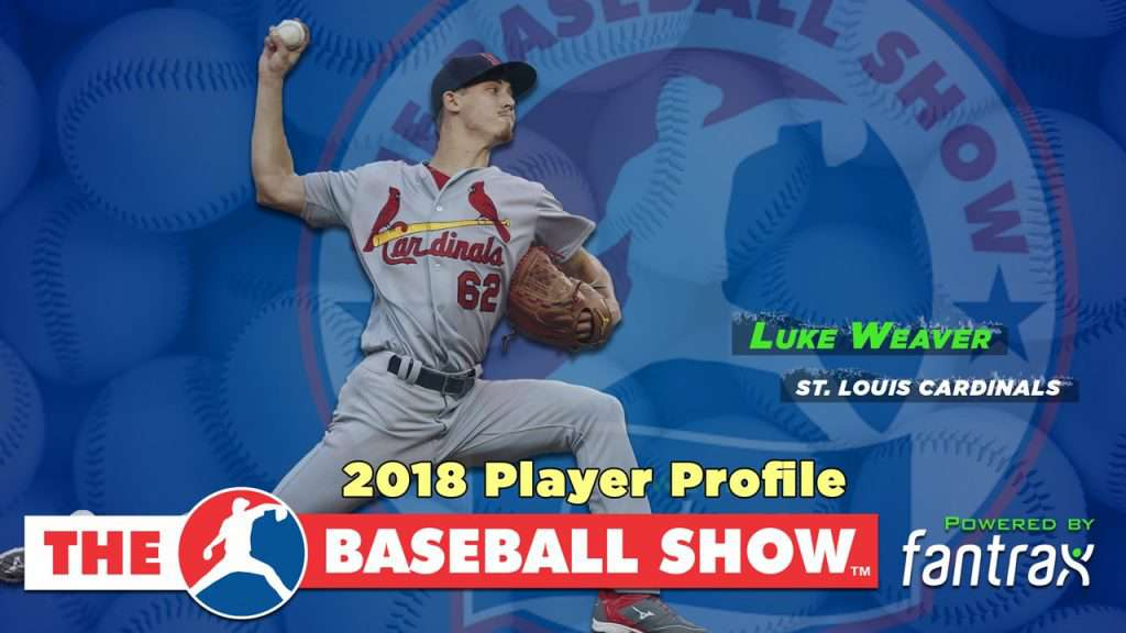 Luke Weaver, SP Cardinals [Video]