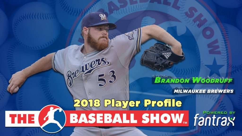 Brandon Woodruff, SP Brewers [Video]