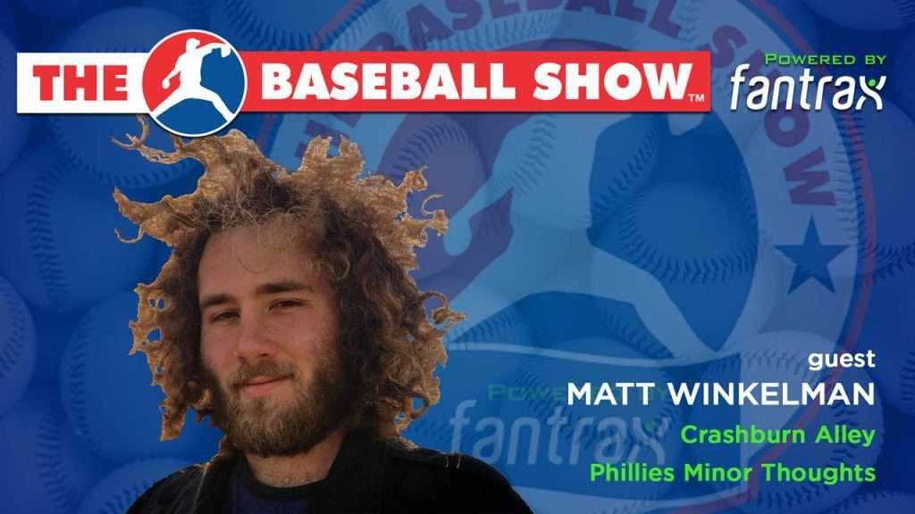The Baseball Show, S2.E8 Matt Winkelman [Video]