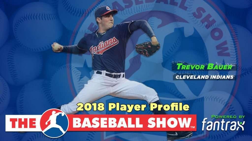 Trevor Bauer, SP Indians [Video]