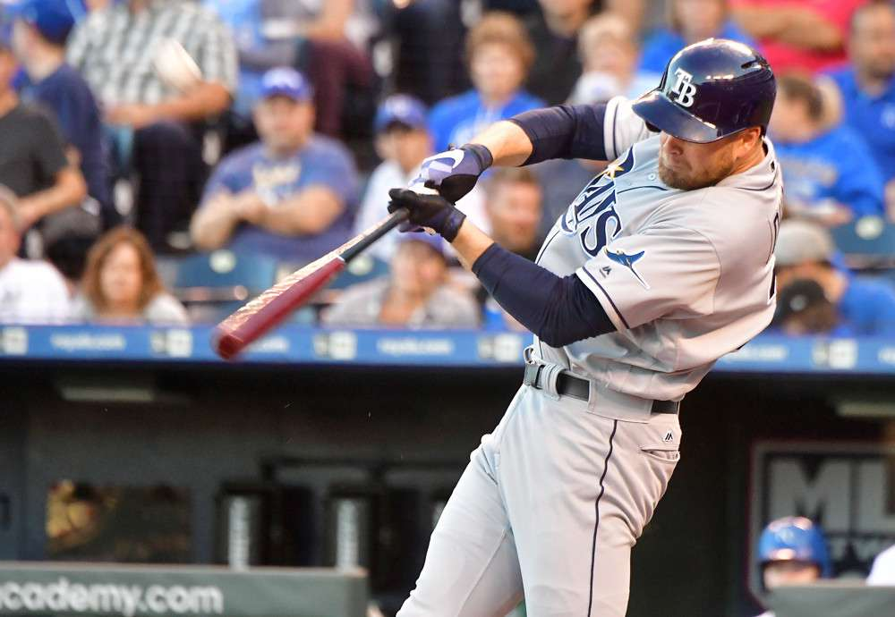 Royals Replace Hosmer with Lucas Duda