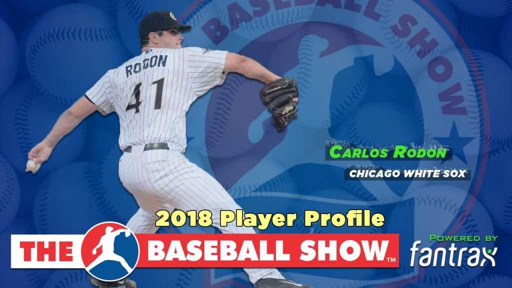 Carlos Rodon, SP White Sox [Video]