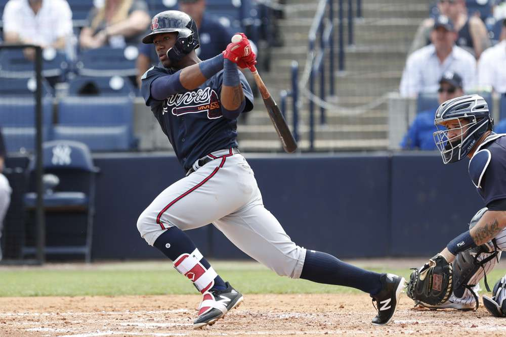 Top Hitting Prospects: Ronald Acuna