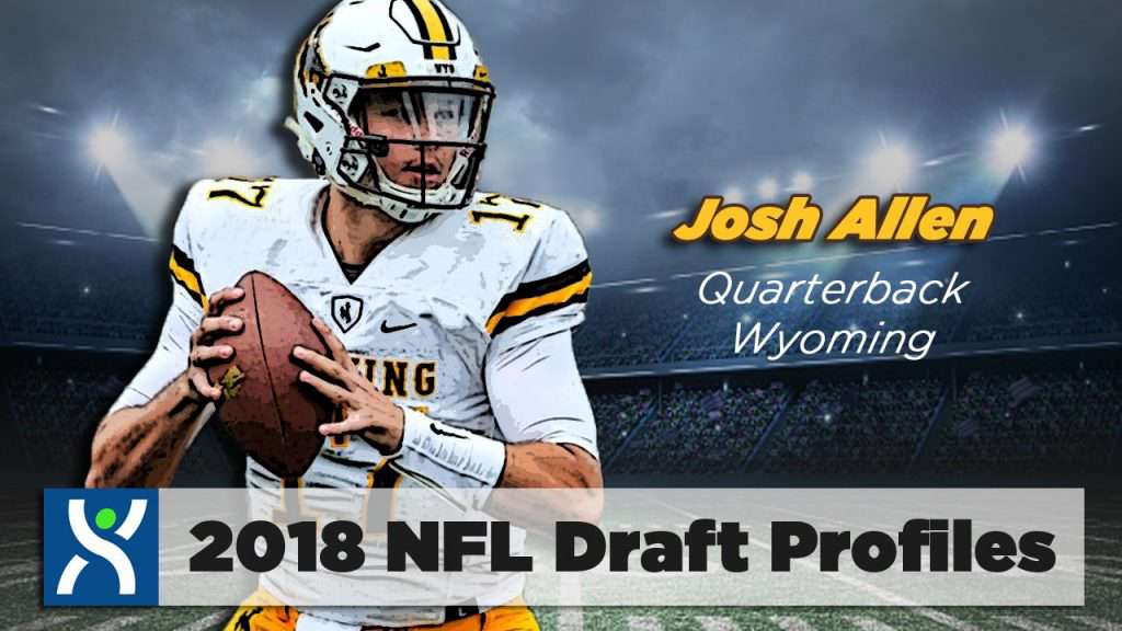 NFL Draft ProFiles: Josh Allen [Video]