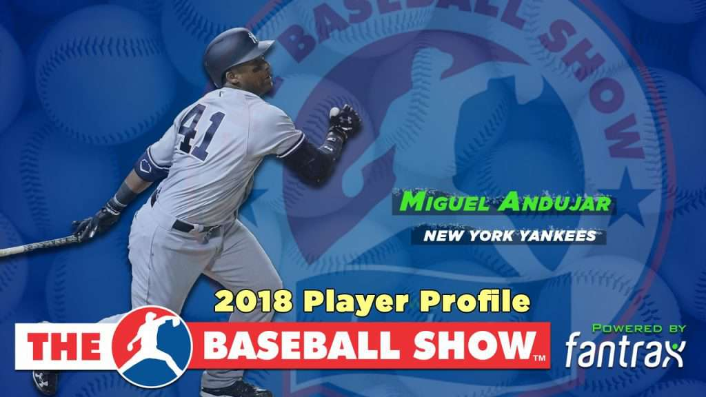 Miguel Andujar, 2018 Fantasy Baseball Profile [Video]