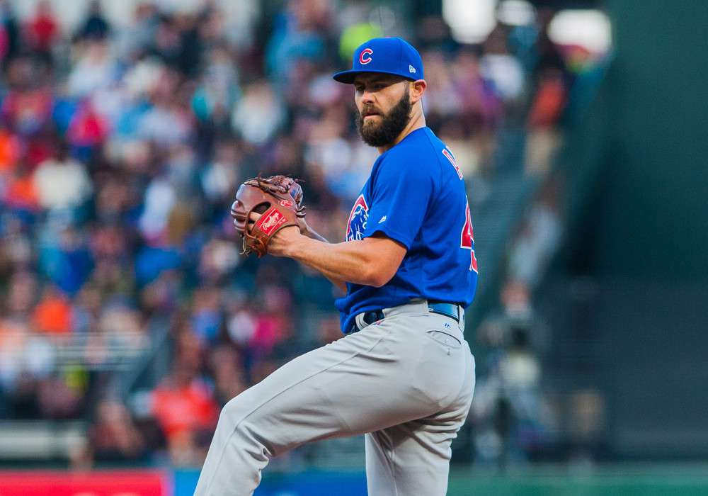 Jake Arrieta Finally Signs
