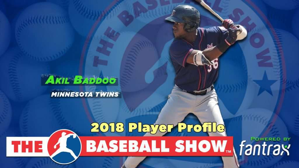 Akil Baddoo, 2018 Fantasy Baseball Profile [Video]