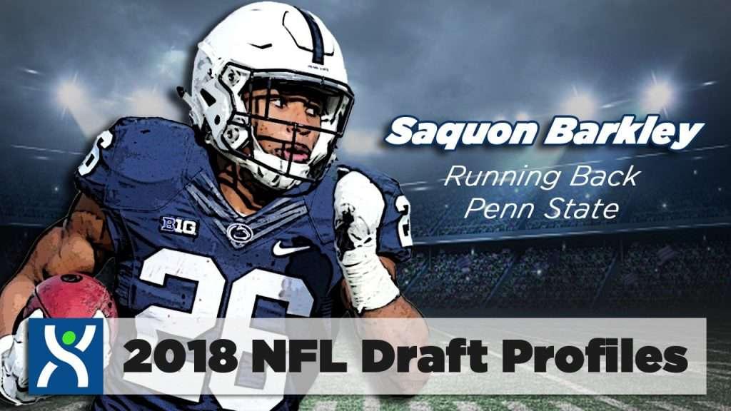 NFL Draft ProFiles: Saquon Barkley [Video]