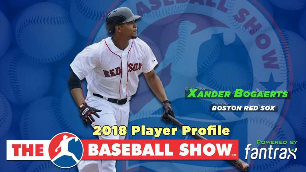 Xander Bogaerts, 2018 Fantasy Baseball Profile [Video]
