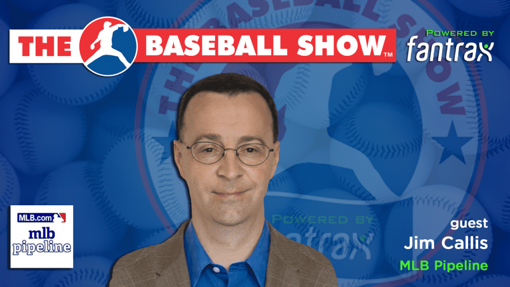 The Baseball Show | S2.E15 Jim Callis [VIDEO]