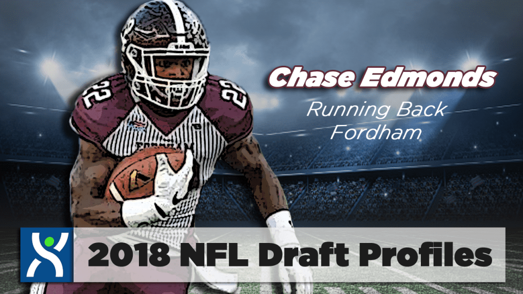 NFL Draft ProFiles: Chase Edmonds [VIDEO]