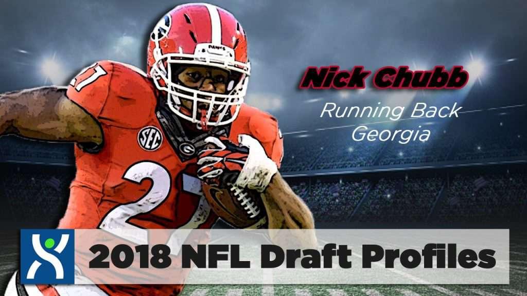NFL Draft ProFiles: Nick Chubb [Video]