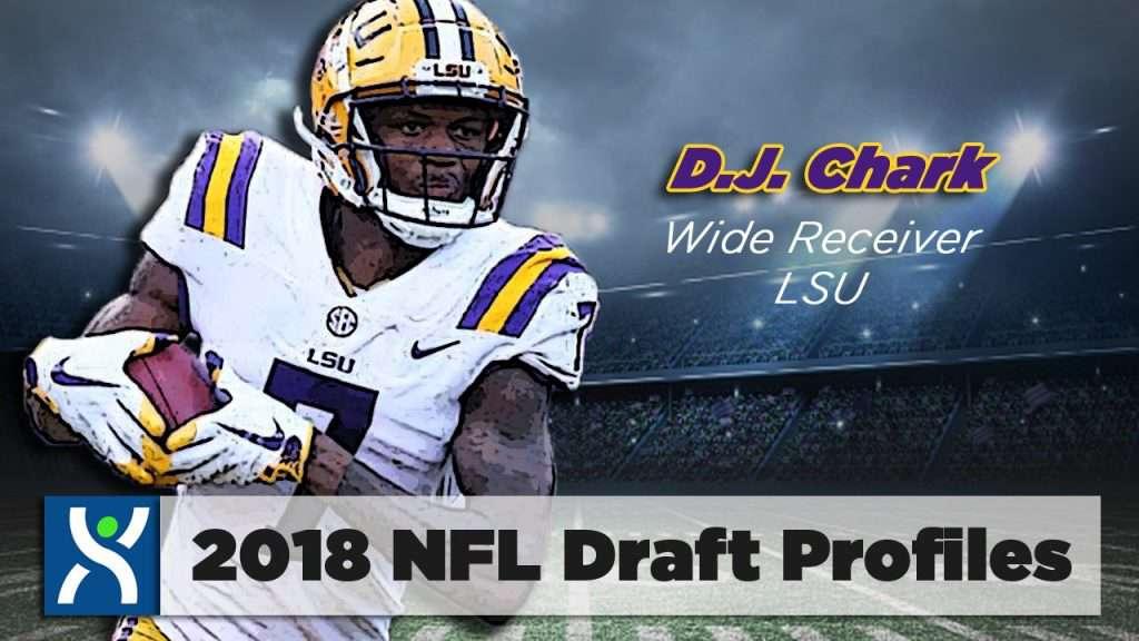 NFL Draft ProFiles: DJ Chark [Video]