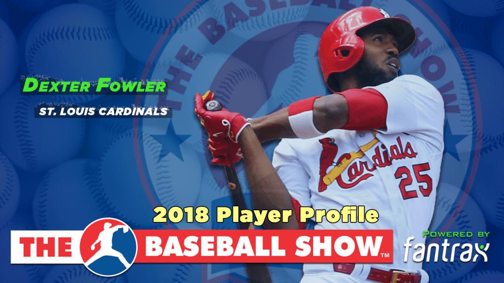 Dexter Fowler | 2018 Fantasy Baseball Profile [VIDEO]