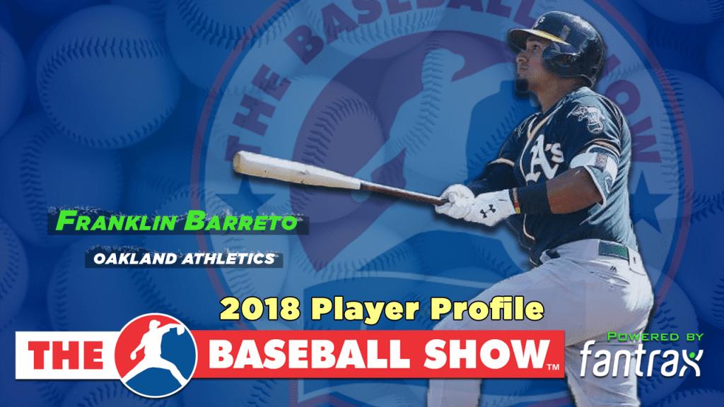 Franklin Barreto | 2018 Fantasy Baseball Profile [VIDEO]