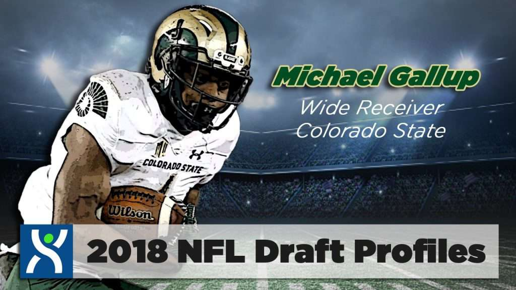 NFL Draft ProFiles: Michael Gallup [Video]