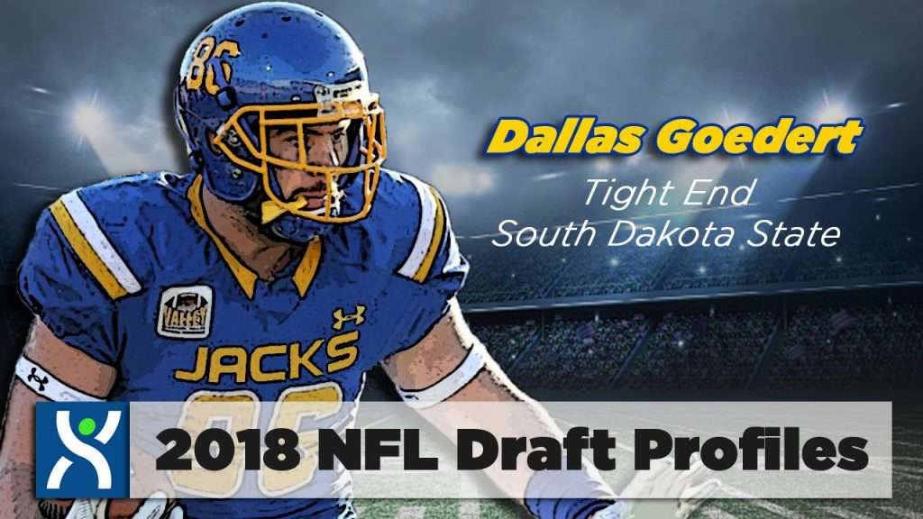 NFL Draft ProFiles: Dallas Goedert [VIDEO]