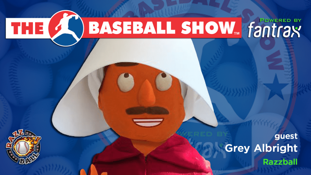 The Baseball Show | S2.E16 Grey Albright [VIDEO]